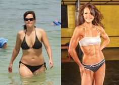 Michelle Kruk dropped 37 pounds and transformed herself! Read her story.