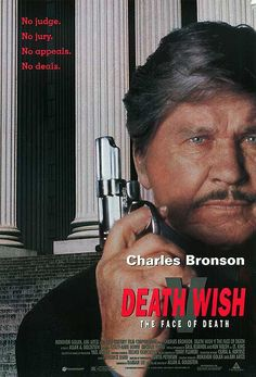 Official theatrical movie poster for Death Wish V: The Face of Death Directed by Allan A. Starring Charles Bronson, Lesley-Anne Down, Michael Parks, Chuck Shamata Charles Bronson, Streaming Movies, Hd Movies, Movie Tv, Romance Movies, Comic Movies, Horror Movies, Watch New Movies Online, Movies To Watch