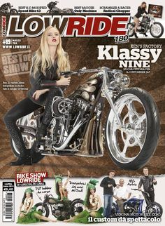 LOWRIDE cover
