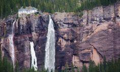 Telluride Colorado Waterfall