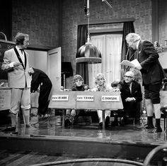 De Fred Haché Show,  Barend Servet, Fred Haché en drie gasten