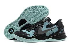 sports shoes 89902 9cb56 Kobe 8 VIII Black Moonlight Nike Shoes, Kobe 8 Shoes, Lebron 11, Nike