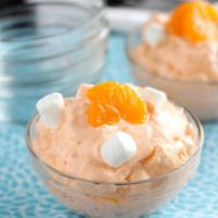 Orange Fluff Fruit Salad