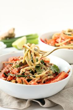 Thai Quinoa and Zucc