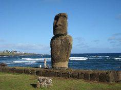 Isla de pascuas, Chile