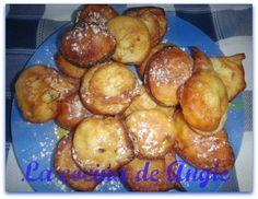 La cocina de Angie: BUÑUELOS DE VIENTO