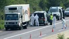 Welcome To Top Secret Zone: Migrant crisis: Austria lorry held more than 70 bo...