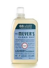 Mrs. Meyers Bluebell Laundry Detergent 68 Loads (6x34 Oz)
