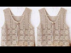 Fabulous Crochet a Little Black Crochet Dress Ideas. Georgeous Crochet a Little Black Crochet Dress Ideas. Crochet Coat, Crochet Cardigan Pattern, Crochet Tunic, Crochet Jacket, Crochet Clothes, Crochet Designs, Crochet Patterns, Crochet Bodycon Dresses, Crochet Summer Tops