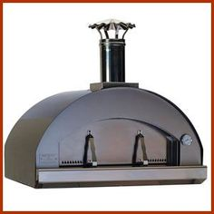 Bull X-Large Outdoor Wood Fired Pizza Oven - 66040