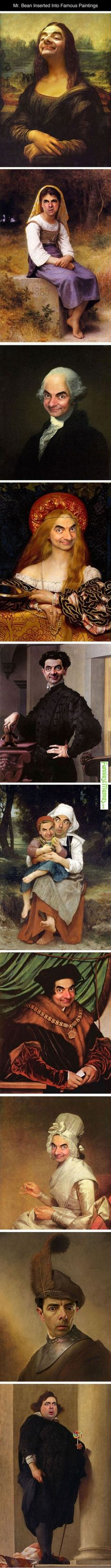 Funniest Memes - Mr. Bean! #hahaha Pinned by: www.spinstersguide.com