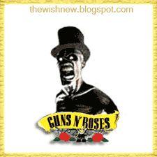 DP BBM Animasi Terbaru Versi Photoshop : Animasi BBM/Dp BBM keren Guns N Roses [Musik]