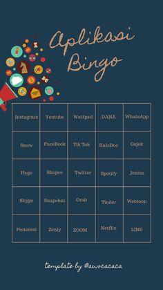 Bingo Template, Templates, Slam Book, Quote Aesthetic, Book Quotes, Webtoon, Aesthetic Wallpapers, Instagram Story, Wattpad