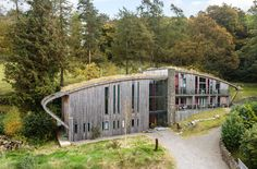 Eco-Friendly House for Sale in Windermere, England Photos | Architectural Digest