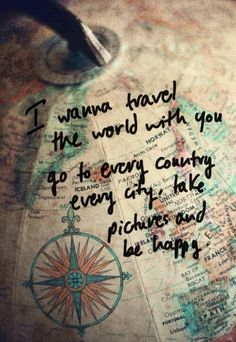 Finding that someone to travel with