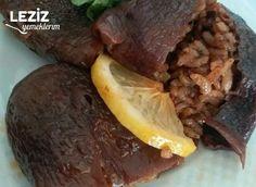 Kuru Patlıcan Dolması Yapımı Salsa, Beef, Ethnic Recipes, Food, Meat, Essen, Salsa Music, Meals, Yemek