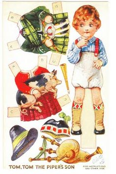 This is a reproduction by The Evergreen Press of a circa 1900 Oilette postcard. The Paper Collector