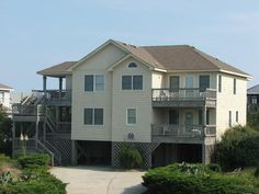 Oceanside Outer Banks Rentals   Corolla Light Rentals   Glory Be  *****