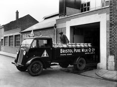 Bristol Pure Milk.