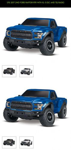 1/10 2017 2WD Ford Raptor RTR with XL-5 ESC and TQ Radio #kit #shopping #camera #racing #plans #raptor #products #fpv #drone #ford #gadgets #parts #traxxas #tech #technology