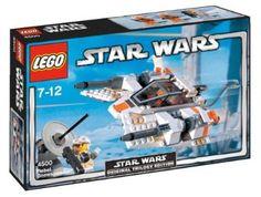 LEGO Star Wars 4500: Rebel Snowspeeder: Amazon.co.uk: Toys & Games