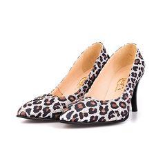 Pantofi dama eleganti cu varf ascutit din piele naturala Leofex- 844 Leopard Velur Flats, Shoes, Fashion, Flat Shoes Outfit, Shoes Outlet, Fashion Styles, Shoe, Footwear, Ballerinas