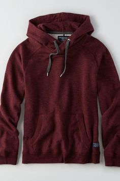 Shop men's hoodies & sweatshirts on sale at American Eagle to get great prices on your new favorite styles. Browse clearance hoodies and sweatshirts today! Cool Outfits, Casual Outfits, Men Casual, Tomboy Outfits, Cool Hoodies, Stylish Hoodies, Sweater Hoodie, Mens Pullover Hoodie, Red Hoodie Men