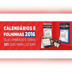 Comece a pensar no ano que vem e saia na frente da concorrência #Calendarios #personalizado #venda #ano #todo #sua #empresa #vista #será #lembrada #vem #pra #graficamaciel  #segue  #curti #likes #followme #instadesign