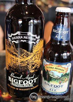 Sierra Nevada Whiskey Aged Bigfoot Hits Shelves