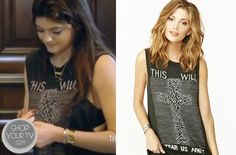 Shop Your Tv: Keeping Up With The Kardashians: Season 8 Episode 4 Kylie's Muscle Tee