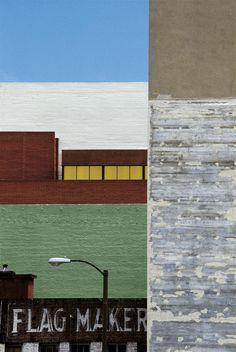 Franco Fontana - Photo & Contemporary - Urban Landscape, San Francisco