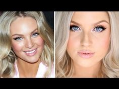 Candice Swanepoel Hair and Makeup Tutorial Here is a glowing Candice Swanepoel the Victoria's Secret Supermodel INSPIRED makeup look,