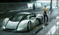Blutsbrüder futuristic designs