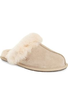 UGG® 'Scuffette II' Slipper (Women) available at #Nordstrom