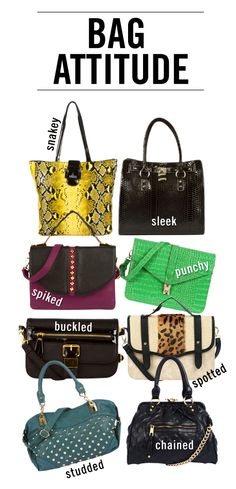 Bags. with. Attitude.