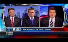 Rand Paul And James Comer: Returning Cash To Taxpayers