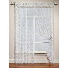 Beacon Looms Groovy Sequin Curtain Panel. Get unbeatable discount up to 60% Off at Walmart using Coupon and Promo Codes.