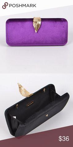 33ec2df6b8ca Purple Clutch Bag New Purple Beautiful Clutch bag   Clutch      Polyurethane