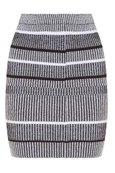 Rib Knitted Stretch #Skirt By #TBYALEXANDERWANG @ http://www.boutique1.com/
