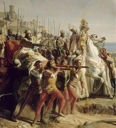 Resultado de imagen para Ricardo I siendo ungido durante su coronación como rey en la abadía de Westminster