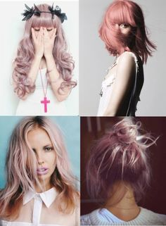 2015 color trends, kinda dirty pastel if you will