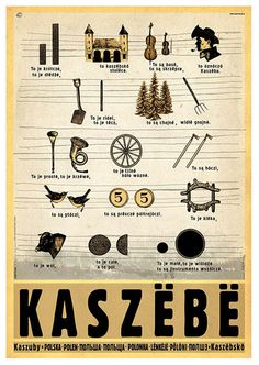 KASZEBE KaszubyPolish promotion poster Check also other posters from PLAKAT-POLSKA series Original Polish poster designer: Ryszard Kaja year: 2015 size: Saul Bass, Pop Art, Polish Posters, Art Deco Posters, Vintage Travel Posters, Graphic Design Typography, Card Sizes, Illustrations, Prints