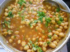 Cooking Is Easy: Restaurant Style Channa Masala/Chickpea Curry....Step by Step Method.