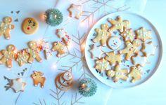 Petits sablés de Noël, Retrouvez des recettes gourmandes et légères avec Daylice de Bridélice : trouvez l'inspiration pour vous simplifier le quotidien !