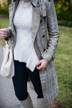 Trench | The Style Scribe by Merritt Beck