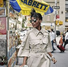 <p>Snapshot: Kai Newman by Horst Diekgerdes for Glamour US November 2014</p>