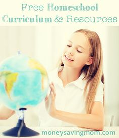 HUGE List of Free Homeschool Curriculum, Resources, and more! This is the weekly list of Free Homeschool Curriculum and Resources compiled by Jamerrill from FreeHomeschoolDeals.com. If you aren't a homeschooler, but you're a parent, teacher, babysitter, or nanny, you'll probably find at least a few useful freebies in this list. You may also want to go through the Educational Deals and Freebies from earlier this week for more.