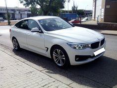 Os dejo aquí un BMW Serie 3GT, para aquellos q todavía no sepan q regalarme para el día d mi cumple ;)  xDDD