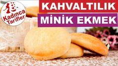 Kahvaltılık Minik Ekmek Tarifi Videosu en nefis nasıl yapılır? Kendi yaptığımız Kahvaltılık Minik Ekmek Tarifi Videosu'nin malzemeleri, kolay resimli anlatımı ve detaylı yapılışını bu yazımızda okuyabilirsiniz. Aşçımız: Kadınca Tarifler