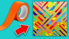 Brighten up your life with colorful painting crafts! In today's video, we'll show you 12 Easy Painting Hacks. These hacks will help you make beautiful creati. Tape Painting, Painting Tips, Painting For Kids, Painting Techniques, Colorful Paintings, Cool Paintings, Painted Rocks Kids, Learn To Paint, Simple Art